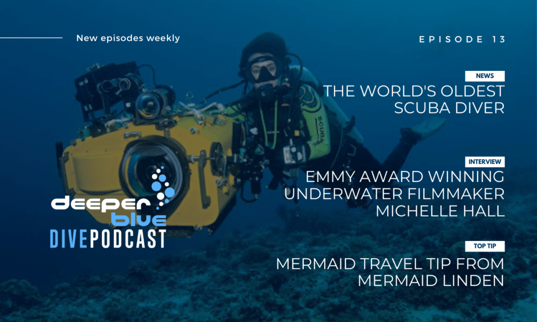 the-world's-oldest-scuba-diver-|-award-winning-underwater-filmmaker-michelle-hall