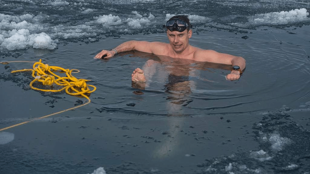 czech-freediver-david-vencl-breaks-under-ice-swimming-world-record