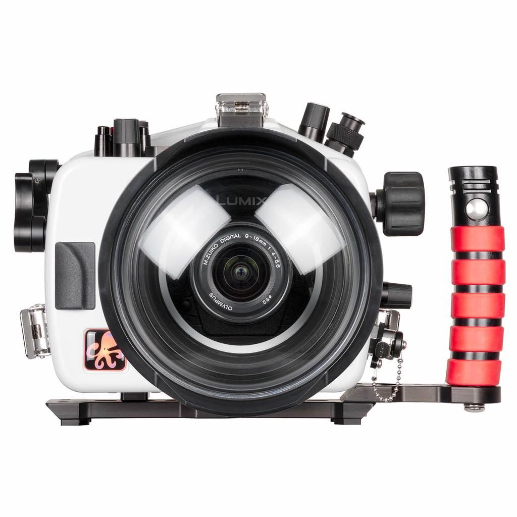 ikelite-unveils-200dl-underwater-housing-for-panasonic-lumix-gh5,-gh5s,-gh5-ii-mirrorless-micro-four-thirds-cameras